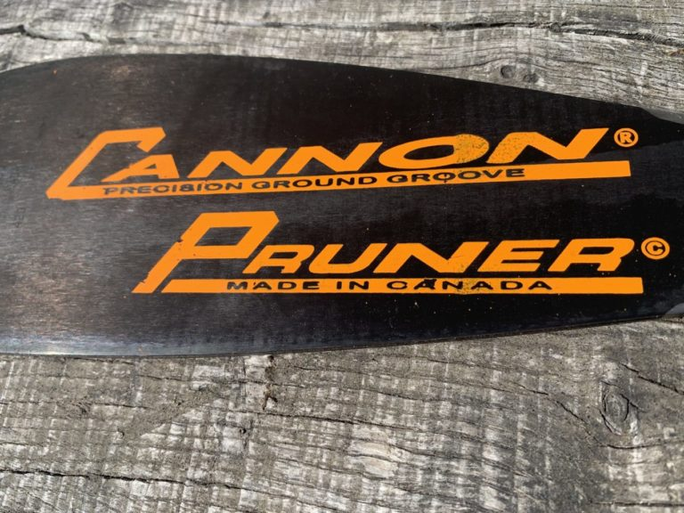 """CPP-S5-12-43 Cannon Pruning 12""""[30cm] Stihl Pole Saw HT 131 3/8 Lo Pro .043 44 drive links or 1/4 .043 66 drive links"""