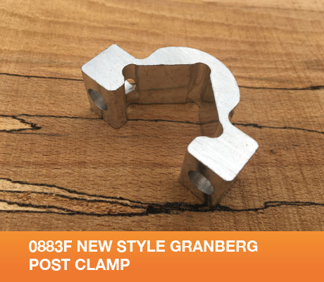 0883F New Style Granberg Post Clamp