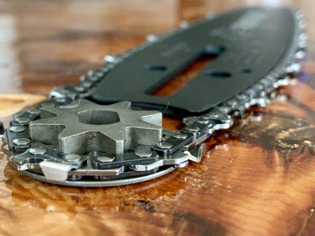 "[HUSKY0] E12-D2-42K-CV-1/4-CH 12""[30cm] Panther Mini + 1/4 .043 Picco Chain + 1/4 Drive Sprocket HUSQVARNA 536Li, T536Li XP 1/4 .043 64 drive links"