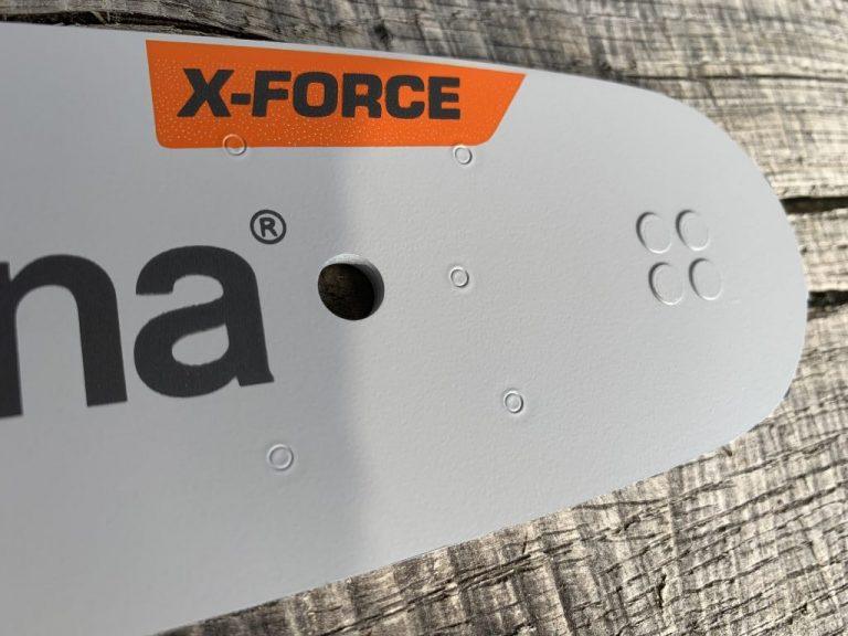 """582207645 Husqvarna X-Force Pro Lam 12"""" 3/8 Lo Pro .050 45 drive links"""