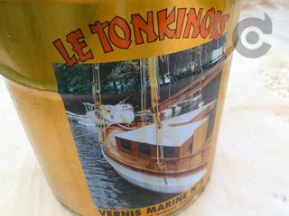 2.5 litres Le Tonkinois varnish