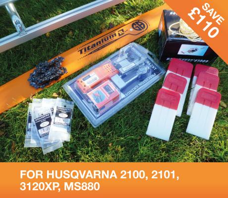 """72"""" MILLING KIT – HUSQVARNA 2100, 2101, 3120XP"""