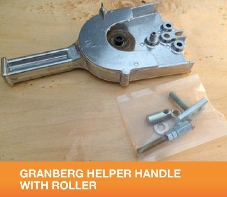 GRANBERG HELPER HANDLE WITH ROLLER