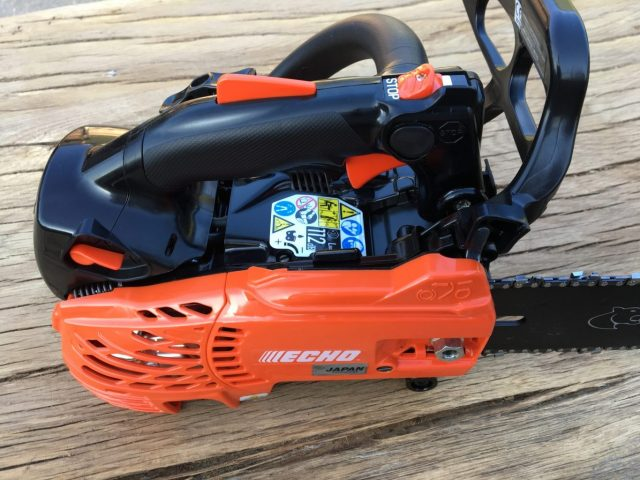 "ECHO CS-2511TES 8""[20cm] Panther Bar + Stihl 71PM3 1/4 Picco Chain - Ultimate Set Up"