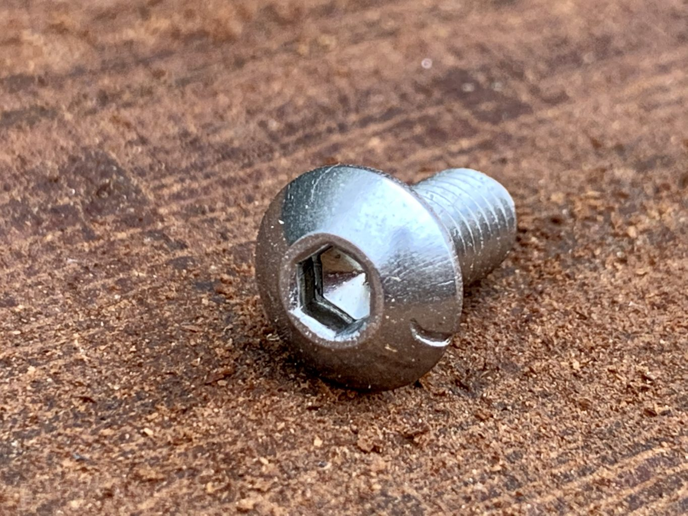 5312 Button Head Screw M5x10mm