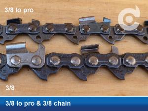 3-8 lo pro chain