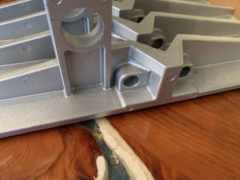 4xSMCB 4x Spare Cast Aluminium End Brackets [Mk III Mills]