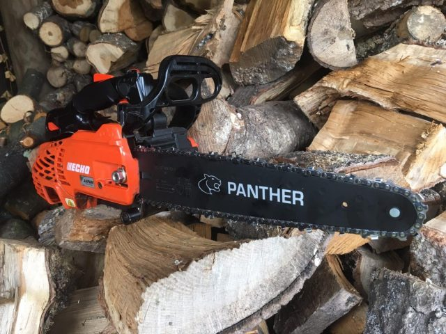 "ECHO CS-2511TES 10""[25cm] Panther Bar + Panther 1/4 .043 56 drive links"