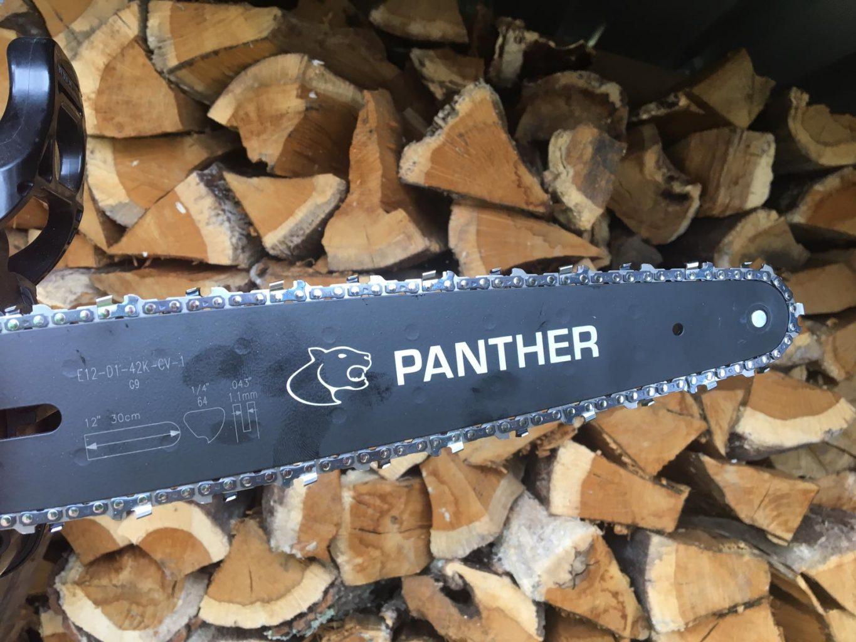 "[ECHO0] E12-D1-42K-CV-1+CH [ECHO] 12""[30cm] Panther Mini + Chain For Echo CS-2511 TES 1/4 .043 64 drive links"