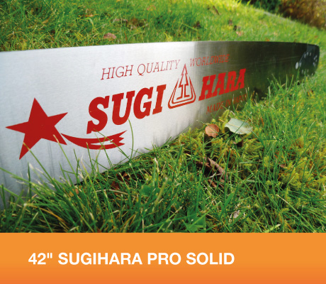 "SG6T-3S105-A 42"" Sugihara Pro Solid Solid Bar for Stihl 050, 051, 070, 075, 076, 08, 090, 088, MS880 .404 .063 120 drive links"