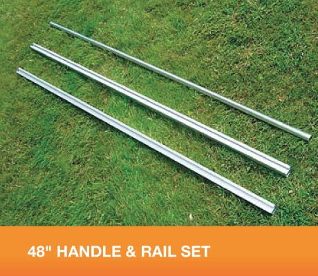 48in handle rail set