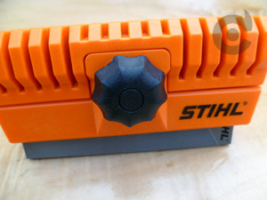 Stihl bar rail dresser