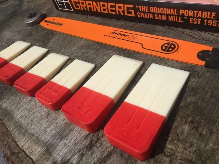 """HU-SL-SNHL20-50WR Small Log Mill Lo Pro Conversion Kit 20""""[50cm] GB Lo Pro Bar Husqvarna 362, 365 ,365XP, 371, 372XP 3/8 Lo Pro .050 72 drive links"""