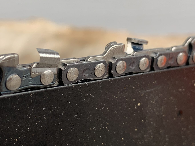 "[HUSKY0] E10-D2-42K-CV-1/4-CH 10""[25cm] Panther Mini + 1/4 .043 Picco Chain + 1/4 Drive Sprocket HUSQVARNA 536Li, T536Li XP 1/4 .043 56 drive links"