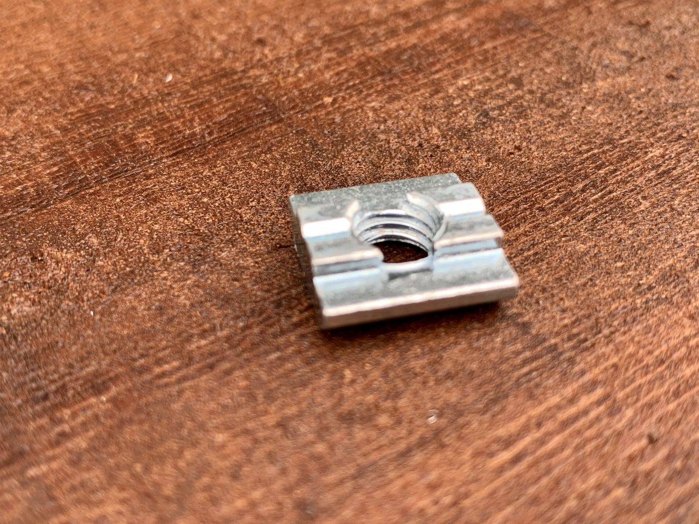 CM010S Small Slide Nut M8 [30mm Small Mills]