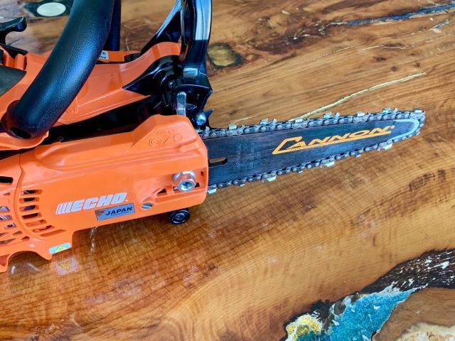 "ECHO CS-2511WES Cannon Carving Dime 8""[20cm] 1/4 .050 48 drive links"