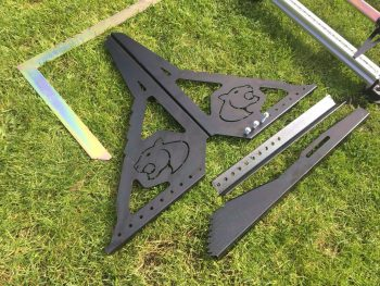 PM-BH Panther Brackets and Hardware Only
