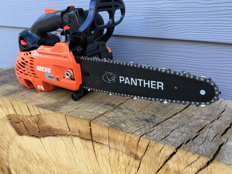 "ECHO CS-2511TES 10"" Panther Bar + Stihl 71PM3 1/4 Picco Chain"