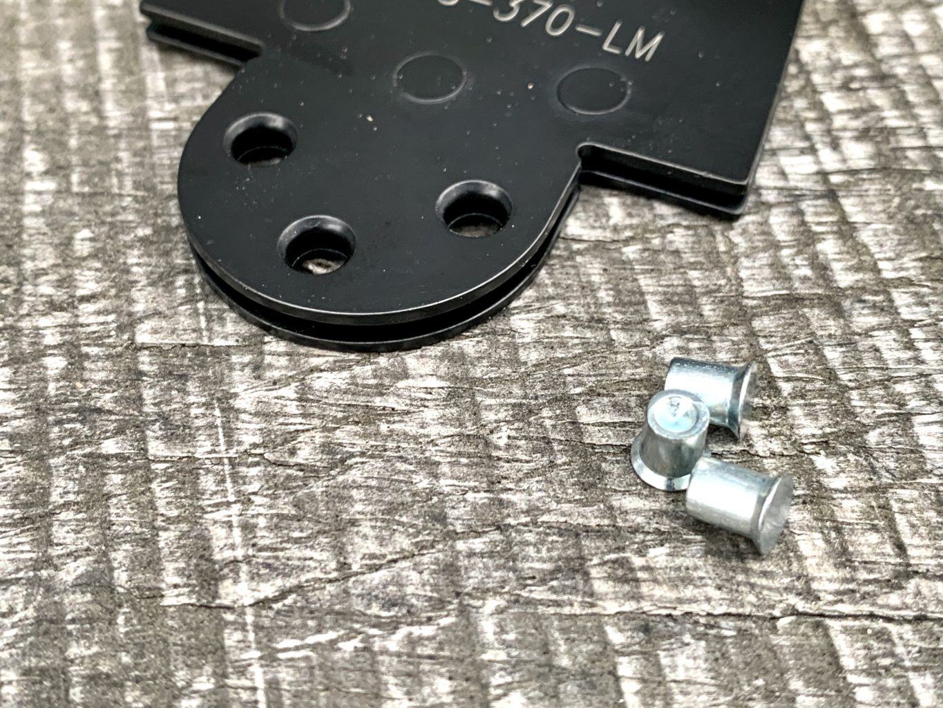 CBT-CS-370-S Replacement Cannon Nose [Small 3 Rivet Version]