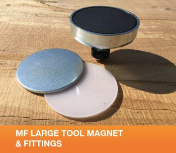 MF Large Tool Magnet and Fittings