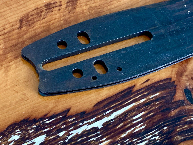 """CCQ-C1-20-50 Cannon Carving Quarter Tip 20"""" [50cm] 3/8 Lo Pro .050 72 drive links or .325 .050 80 drive links or 1/4"""" .050 102 drive links"""