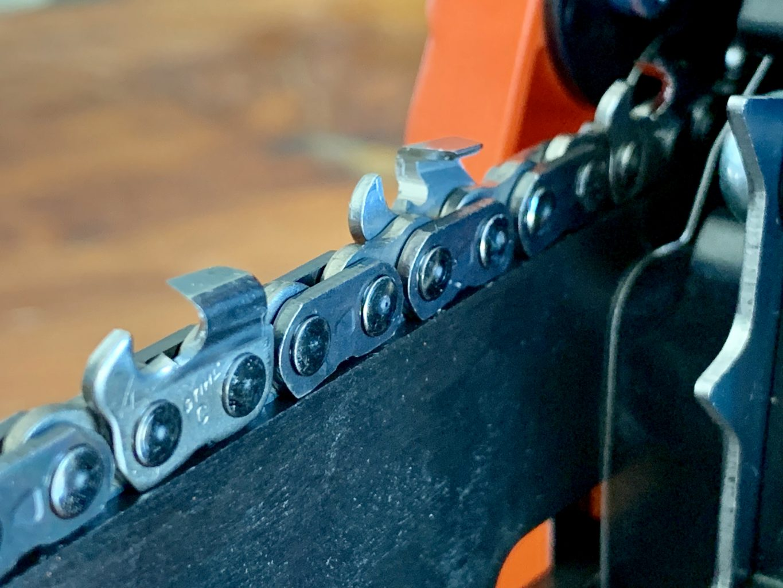 "ECHO CS-2511WES Cannon Carving Dime 12""[30cm] 1/4 .050 68 drive links"