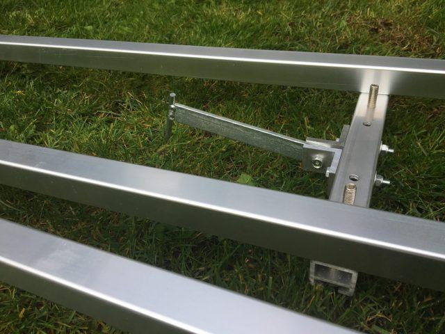 Ecomill NEW 7ft 1st Cut Rails