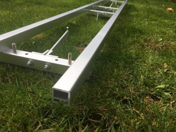 Ecomill NEW 7ft 1st Cut Rails