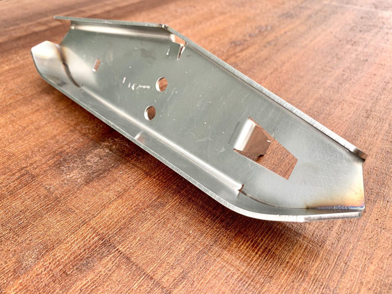 CM035 MkII Saw Guide Thrust Skid