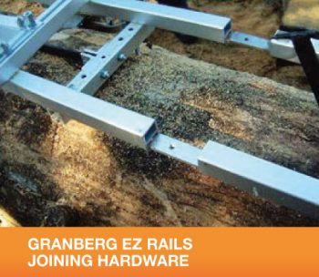 G1090 Granberg EZ Rail Joining Hardware