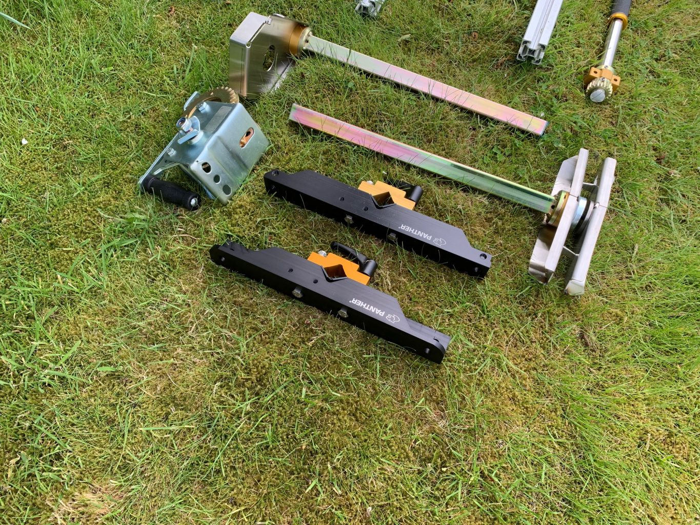 """PM-60 [Excludes Bar and chain] Panther Horizon Heavy Chainsaw Mill 60""""[155cm] + 8mm Drill Bit"""
