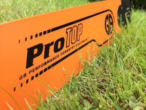"UHL14-50WR Husky GB ProTop for Arborists 14"" 3/8 Lo Pro .050 50 drive links"