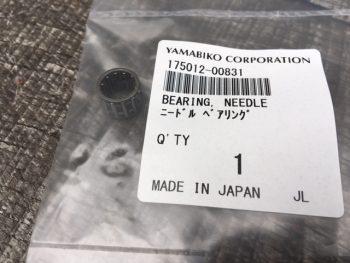 V555-000190 Sprocket Needle Bearing for Echo 2511 TES