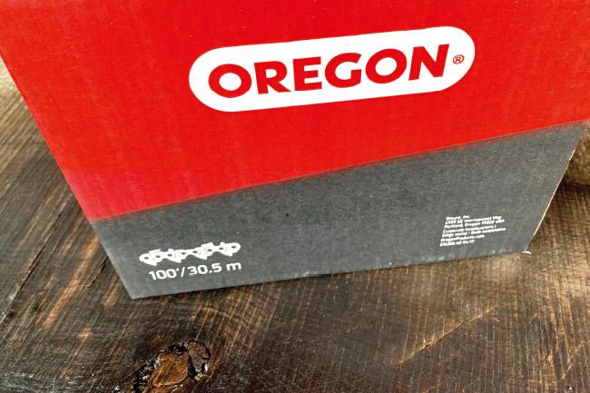 Oregon chain reels