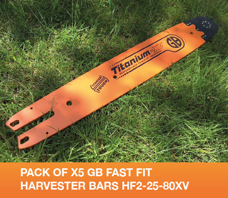 PACK-OF-X5-GB-FAST-FIT-HARVESTER-BARS-HF2-25-80XV