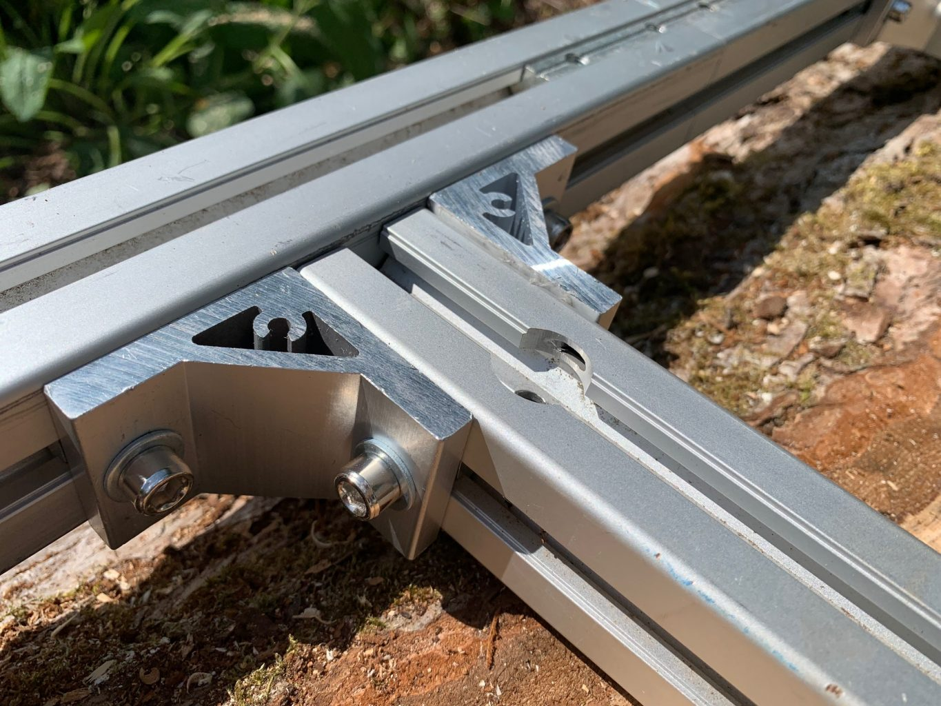 PH20W Panther 2.0m Section 1st Cut System WIDE & HEAVY [2.0m You Will Likely Need More Than x1 section]