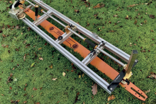 Panther Horizon Chainsaw Mill Double Ended