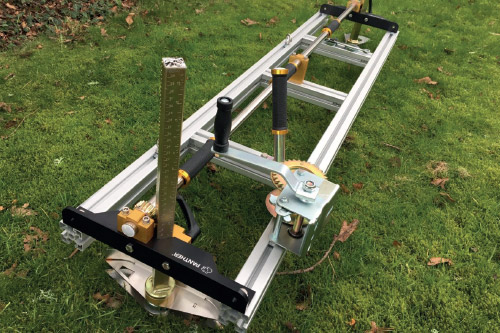 Panther Horizon Chainsaw Mill
