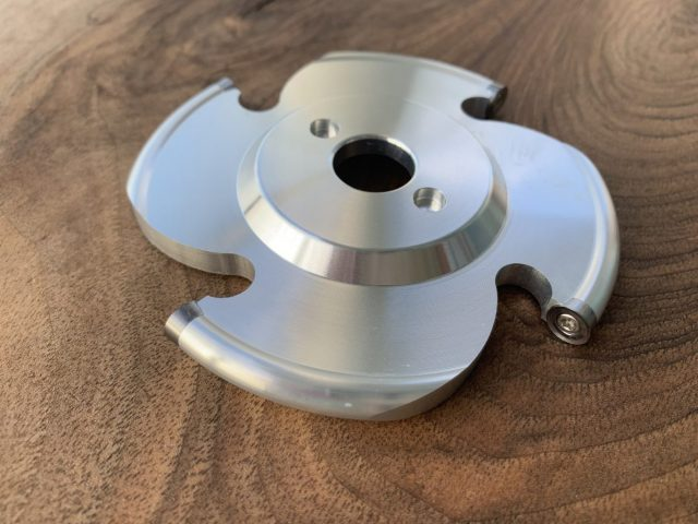 "MP21-4-8 Manpa Circular Cutter Disc 4"" [8mm Cutting Teeth][Direct to Angle Grinders or Multi Cutter][PRE ORDER FOR 25% OFF RRP DELIVERY 1ST AUGUST]"