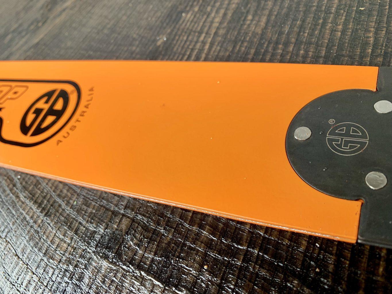 "SNHL28-50WRx2 28""[71cm] GB Lo Pro Milling Bar+Chains Kit 3/8 Lo Pro .050 92 drive links"
