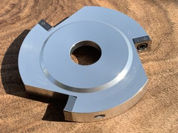 """MP21-5-3 Manpa Quadrangle 3"""" Cutter Disc [PRE ORDER FOR 25% OFF RRP DELIVERY 1ST AUGUST]"""
