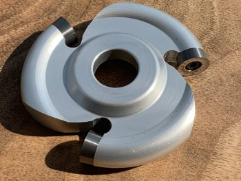 """MP21-3-12 Manpa Circular Cutter Disc 3"""" [12mm Cutting Teeth][For Multi Cutter Only] [PRE ORDER FOR 25% OFF RRP DELIVERY 1ST AUGUST]"""