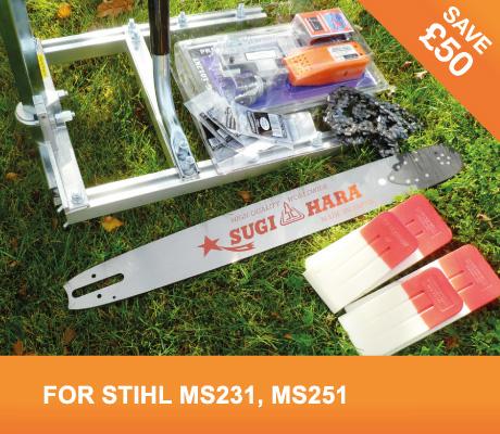 ST-SM-18-38LoPro-A074-Small-Log-Mill-Kit-Stihl-MS231,-MS251