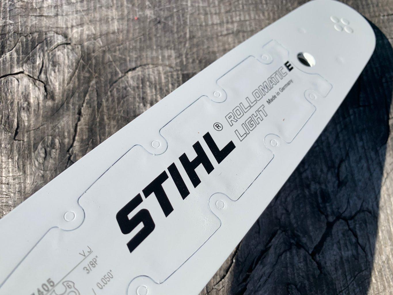 "30050007409 Stihl Rollamatic E Light 14""[35cm] 3/8 Lo Pro .050 50 drive links"