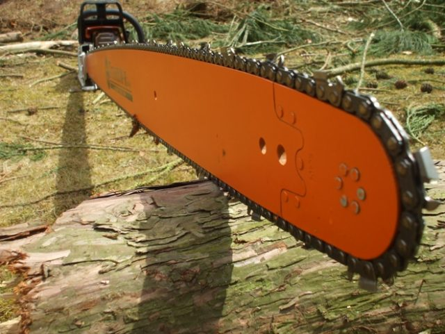 """HS74-63RQ 74""""(186cm) GB Extra Long 6 Foot Bar for Husqvarna 2100, 2101, 3120XP .404 .063 196 drive links"""
