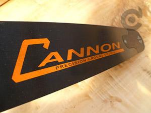 """CCM-C1-24-50-3LM 3"""" Wide Cannon Carpenter 24""""[60cm] 3/8 Lo Pro .050 80 drive links"""