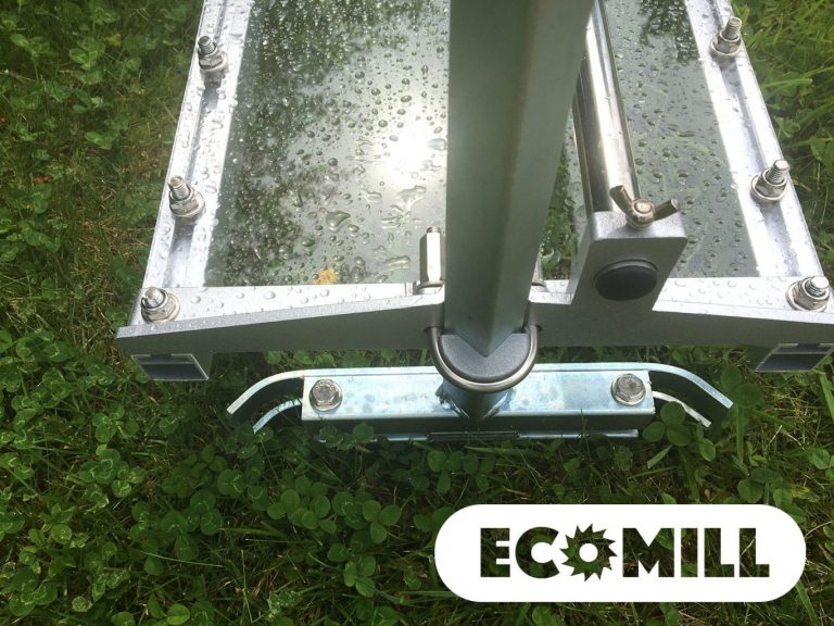 EcoP-48 Milling Package – 48″ EcoMill/7ft 1st Cut System/Oiler/Vertical Mill