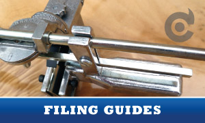 filing guides chainsharp