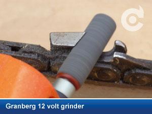 granberg 12 volt grinder