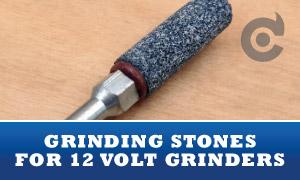 grinding stones 12 volt chainsharp